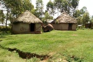 The Water Project: Musango Community, Mwichinga Spring -  Household