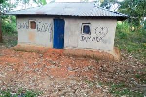 The Water Project: Musango Community, Mushikhulu Spring -  Sample Household