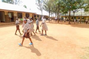 The Water Project: Ichinga Muslim Primary School -  School Grounds