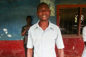 The Water Project: Pewullay Church of God Primary School -  Seimah Kamara