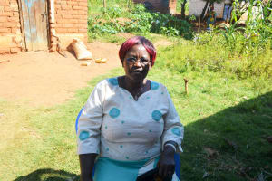 The Water Project: Mitini Community B -  Mary Nduku