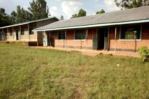 The Water Project: Khabukoshe Primary School -  Classrooms