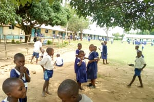 The Water Project: Musango Primary School -  Students On Class Break