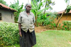 The Water Project: Wajumba Community, Wajumba Spring -  Nelly Muyonga