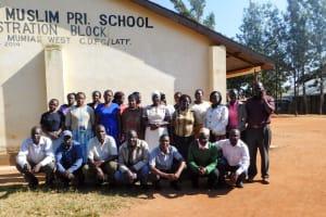 The Water Project: Ichinga Muslim Primary School -  School Staff