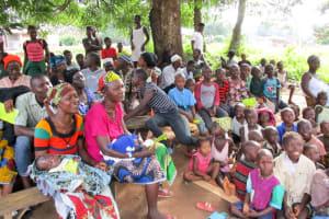 The Water Project: Komrabai Community, 35 Port Loko Road -  Training
