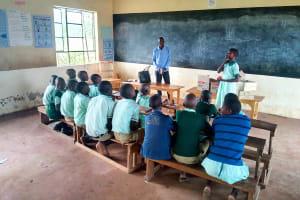 The Water Project: Eshikufu Primary School -  Training