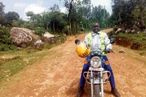 The Water Project: Esibila Secondary School -  Field Officer Kipchoge