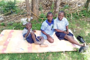 The Water Project: Matungu SDA Special School -  Students Sitting