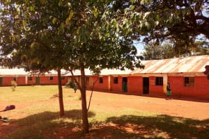 The Water Project: Sikhendu Primary School -  Classrooms