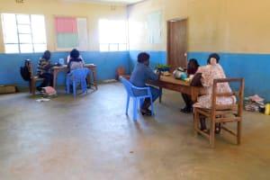 The Water Project: Mabanga Primary School -  School Staff