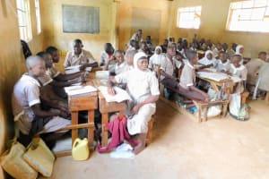 The Water Project: Ichinga Muslim Primary School -  Inside Classroom
