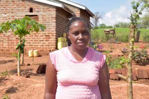 The Water Project: Ndithi Community A -  Mwende Munywoki