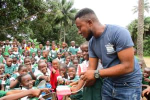 The Water Project: DEC Komrabai Primary School -  Dental Hygiene