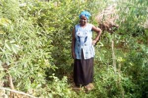 The Water Project: Musango Community, Mushikhulu Spring -  Adelite Ondako