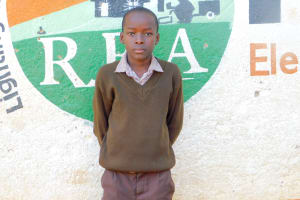 The Water Project: Ichinga Muslim Primary School -  Abdul