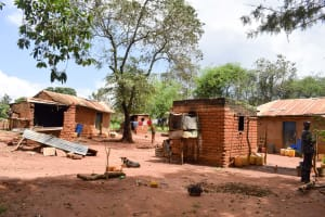 The Water Project: Muluti Community A -  Household