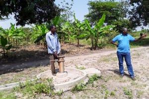 The Water Project: Karagalya Kawanga Community -  Broken Well