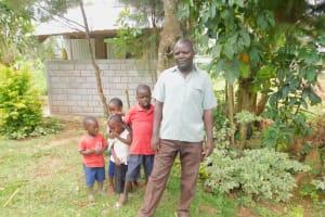 The Water Project: Eshiakhulo Community, Kweyu Spring -  Community Members