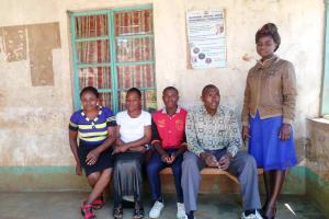 The Water Project: Sango Primary School -  School Staff