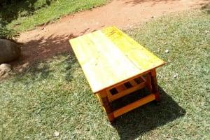 The Water Project: Musango Community, Mwichinga Spring -  Finished Product