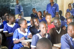 The Water Project: Eshiakhulo Primary School -  In Class