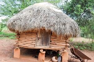 The Water Project: Muluti Community -  Grainary