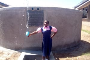The Water Project: Friends Kaimosi Demonstration Primary School -  Horray