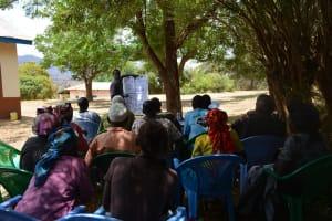 The Water Project: Kithuluni Community B -  Facilitator Leads Training