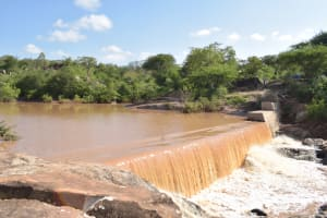 The Water Project: Kithuluni Community B -  Sand Dam