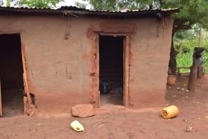 The Water Project: Ivumbu Community -  Kitchen