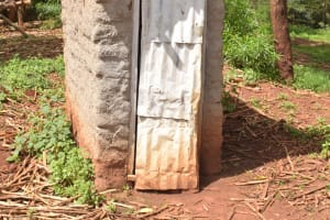 The Water Project: Ivumbu Community -  Latrine Building