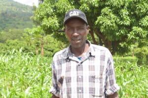 The Water Project: Ivumbu Community -  Silas Kathungu