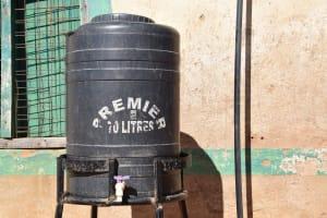 The Water Project: Kakunike Primary School -  Handwashing Station