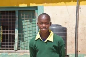 The Water Project: Kakunike Primary School -  Joseph Mwaniki