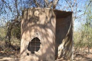 The Water Project: Kakunike Primary School -  Old Latrines