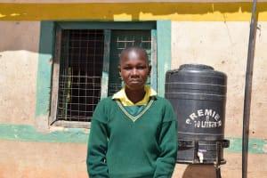The Water Project: Kakunike Primary School -  Sarah Kioko