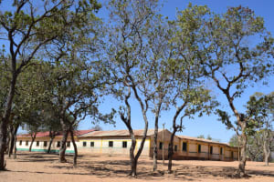 The Water Project: Kakunike Primary School -  School Grounds