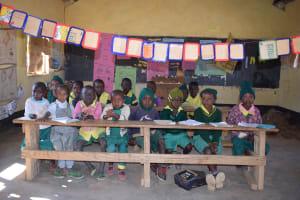 The Water Project: Kakunike Primary School -  Students In Class