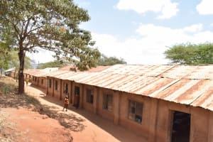 The Water Project: Maviaume Primary School -  Classroom Block