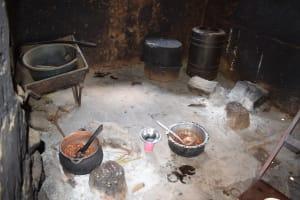 The Water Project: Maviaume Primary School -  Inside School Kitchen