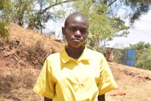 The Water Project: Maviaume Primary School -  Student Mueni
