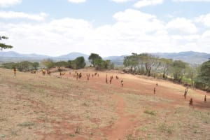 The Water Project: Maviaume Primary School -  Students Playing