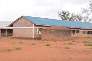 The Water Project: Murwana Primary School -  Old Rainwater Tank