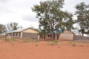 The Water Project: Murwana Primary School -  School Compound