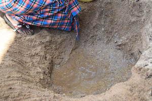 The Water Project: Murwana Primary School -  Scoop Hole