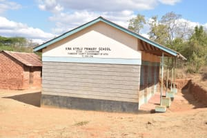 The Water Project: Kwa Kyelu Primary School -  Classrooms
