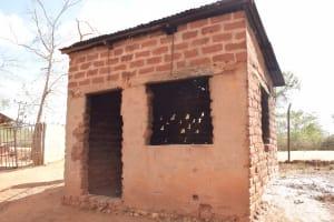 The Water Project: Kwa Kyelu Primary School -  Kitchen