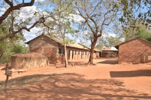 The Water Project: Kwa Kyelu Primary School -  School Compound