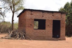 The Water Project: Kyandoa Primary School -  School Kitchen